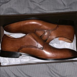 florsheim cognac shoes